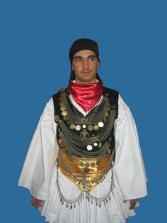 Imathia #Macedonia Greece - NATIONAL FEDERATION OF CULTURAL MACEDONIANS  - Traditional #macedonian dress (detail) - ΠΑΝΕΛΛΗΝΙΑ ΟΜΟΣΠΟΝΔΙΑ ΣΥΛΛΟΓΩΝ ΠΟΛΙΤΙΣΤΙΚΩΝ ΜΑΚΕΔΟΝΩΝ