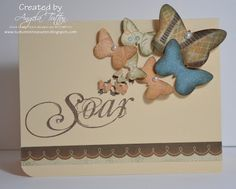 """Tutton's Treasures Stamping and Scrapbooking: July Stamp of the Month """"Live Out Loud"""" Blog Hop"""