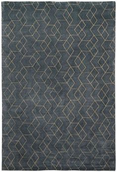 Modern Rugs, the top materials. The chosen rug material can bring incredible texture to your modern design. Floor Patterns, Tile Patterns, Textures Patterns, Textured Carpet, Patterned Carpet, Diy Carpet, Rugs On Carpet, Hall Carpet, Cheap Carpet