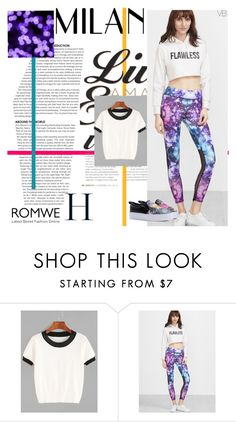 """""""Romwe 7"""" by amelaa-16 ❤ liked on Polyvore featuring romwe"""