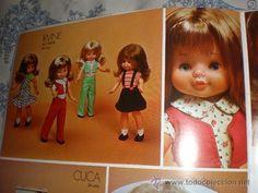 Muñecas Lesly y Barriguitas: MUÑECA IRVINE DE FAMOSA,IRIS ANTIGUO,AÑO 76 !!! OFERTA 3X2 EN MUÑECAS DE FAMOSA!!!! - Foto 10 - 34038015