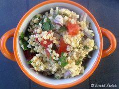 Éltető ételek: Bulgursaláta avagy tabbouleh másképp