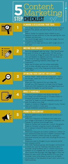 Need a simple, doable plan for your content marketing? Here's a great content marketing checklist. Inbound Marketing, Mundo Marketing, Marketing Direct, Marketing Online, Guerilla Marketing, Content Marketing Strategy, Marketing Quotes, Internet Marketing, Affiliate Marketing