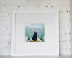 SALE Chihuahua Art  Framed and Ready to by lucysnowephotography, $160.00