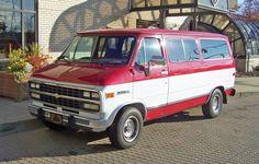 Chevrolet G-20 Beauville van  brings back good memories :)