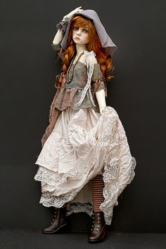 ball-jointed dolls; these are absolutely amazing!