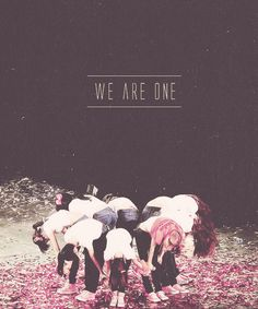 SNSD - We are one...!!!