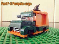 フォードF5パンプキンカーゴ