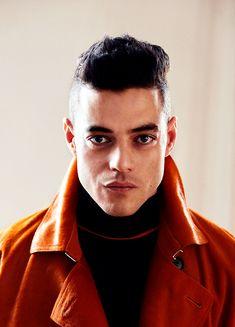 the look of Rami Malek Rami Malik, Rami Said Malek, Beautiful Men, Beautiful People, Bae, My Champion, Mr Robot, Cinema, Raining Men
