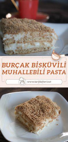 Turkish Recipes, Vanilla Cake, Tiramisu, Deserts, Beverages, Good Food, Food And Drink, Healthy Eating, Cooking