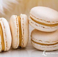 Salted Caramel Macarons - ChefTap