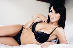 Girls stripping in bed