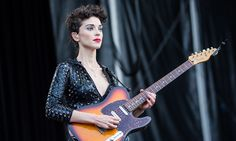 With articles on guitar goddesses such as St Vincent written by and for women, the magazine dispels myth that learning to shred was ever a male-only pursuit