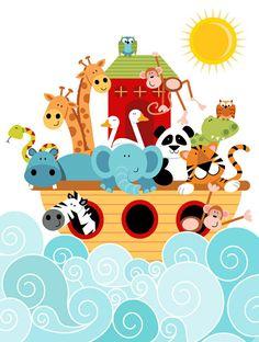 Solve Noah's ark.