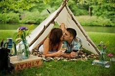 Yeah, the Cellfy Stic is your best bet in the outdoors for capturing your most romantic moments. Try video taping a long segment, and then convert video to pictures using a cool smartphone app! Super.... duper..... easy....