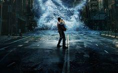 Download wallpapers Geostorm, thriller, 2017 movie, Gerard Butler