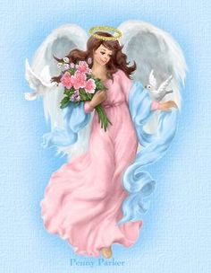 Penny's Place In Cyberspace ~ The Gift Of An Angel By Your Side ~