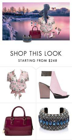 """Без названия #83"" by velikorodnayam ❤ liked on Polyvore featuring мода, Chanel, 3.1 Phillip Lim, Furla, Lanvin и Dolce&Gabbana"