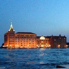 Molino G Stucky Hilton Venice, Italy