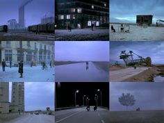 Landscape in the Mist 1988 cinematography cinegrid Landscape In The Mist, Light Film, Best Cinematography, Title Sequence, Mists, Typography, Layout, Mansions, Learning