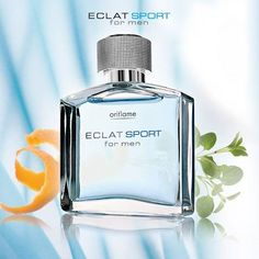 ECLAT Sport The fragrance that accompanies you to navigate your way, at your pace.