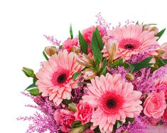 mothers day flowers background 07