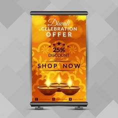 Orange roll up diwali discounts
