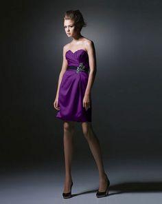 Wedding, Purple, Bridesmaids - Project Wedding
