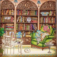 romanticcountry3 #coloringbook #coloringbookforadults #prismacolorpencils #romanticcountrycoloringbook #coloringfun #romanticcountry