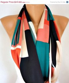Hey, I found this really awesome Etsy listing at http://www.etsy.com/listing/113983302/on-sale-chevron-infinity-scarf-circle