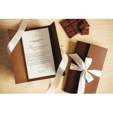 """Подарочный сертификат на фотосъемку """"Шоколад"""""""