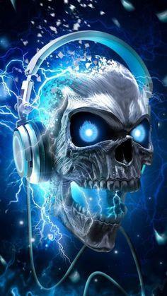 Joker Iphone Wallpaper, Graffiti Wallpaper, Skull Wallpaper, Neon Wallpaper, Music Wallpaper, Marvel Wallpaper, Kawaii Wallpaper, Dark Fantasy Art, Headphone Art