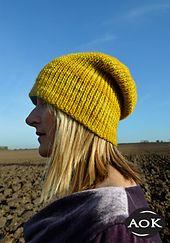 Ravelry: Thurlby Lane Beanie pattern by Heather Dixon