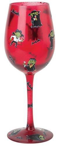 e2598fa944a4 Bite Me Wine Glass by Lolita Decorated Wine Glasses