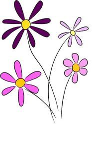 Easy Pics To Draw How To Draw A Flower Easy Drawings