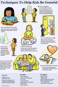 Easy Techniques To Help Kids Be Grateful kids parents parent children parenting how to habits successful self improvement parenting tips techniques