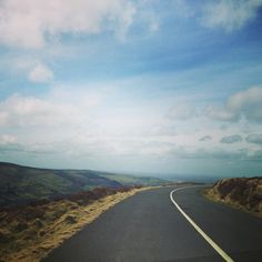 The Sally Gap, Wicklow, Ireland. Photograph: Suzanne Campbell
