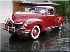 1946 Hudson Pick-Up ★。☆。JpM ENTERTAINMENT ☆。★。
