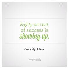 from Woody Allen / WeWork