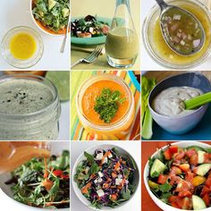 The healthy: How Do You Like Your Salad Dressing?   I recollect...