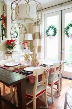 66 Inspiring ideas for Christmas lights in the bedroom @ http://lightingworldbay.com #lighting