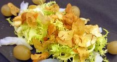 Chips de castaña