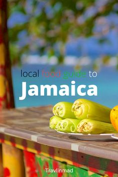 Whatever's fresh and locally available is what's on the Jamaican menu. Here are the traditional foods in Jamaica, along with desserts, drinks, and a favorite rum cocktail recipe! Jamaica Food, Jamaica Travel, Florida Travel, Travel Oklahoma, Jamaica Vacation, Visit Jamaica, Negril Jamaica, Montego Bay, Cruise Vacation