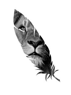 Small Lion Tattoo, Lion Head Tattoos, Feather Tattoos, Body Art Tattoos, Small Tattoos, Tattoos For Guys, Leo Tattoos, Lion Tattoo Sleeves, Sleeve Tattoos