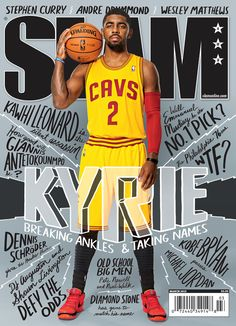 SLAM | Kyrie Irving is ready for the next level.