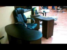 Salon Furniture and Equipment on Behance