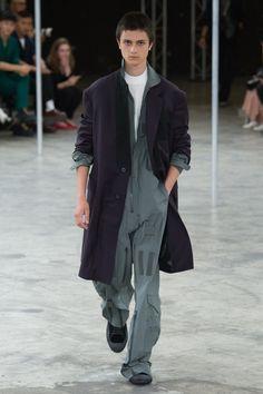 Lanvin   Menswear - Spring 2018   Look 1
