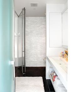 Upkeep in the bathroom means day-to-day maintenance as well as weekly cleanings…