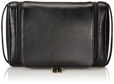 Amazon.com  Bosca Tribeca Hanging Kit Black One Size  Clothing. Travel  ToiletriesTravel KitsToiletry ... d0ba1c607b16c