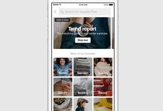 #Pinterest now has its own #shopping section http://tnw.me/zQ1ep8l